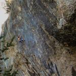 Debolezza e Disonore 8c+ al Canile, Grotti